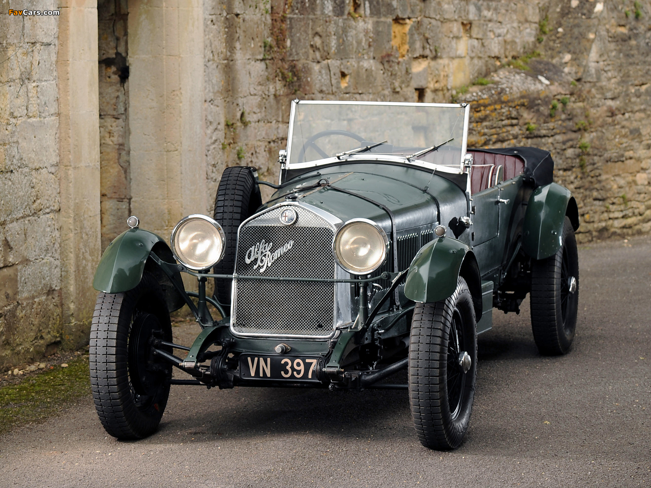 Images of Alfa Romeo 6C 1750 SS Competition Tourer (1929) (1280 x 960)
