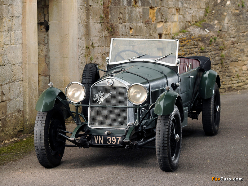 Images of Alfa Romeo 6C 1750 SS Competition Tourer (1929) (800 x 600)