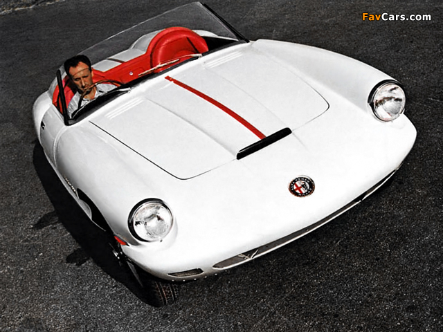Images of Alfa Romeo 6C 3000 CM Spider Super Sport Super Flow III 1361 (1959) (640 x 480)