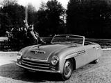Photos of Alfa Romeo 6C 2500S Pinin Farina Cabriolet (1946)