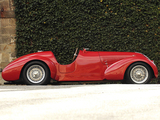 Photos of Alfa Romeo 6C 2500 SS Spider Corsa 913213 (1939–1940)