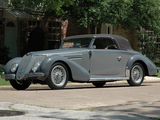 Photos of Alfa Romeo 6C 2500 Sport Cabriolet by Graber (1940)