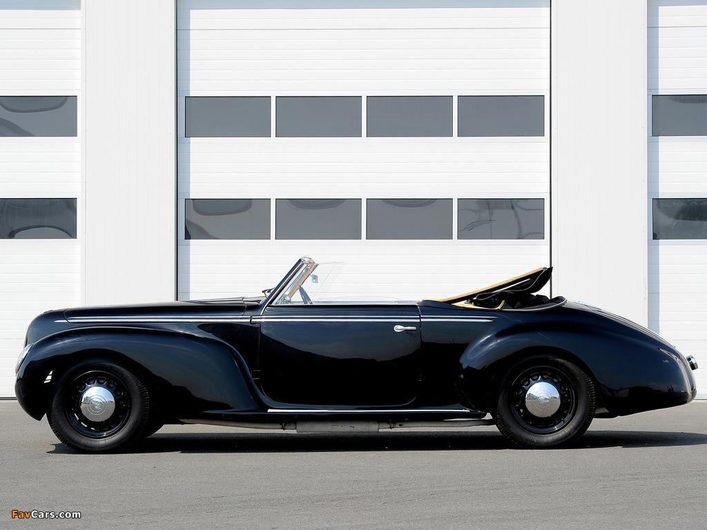 Pictures of Alfa Romeo 6C 2500 S Cabriolet (1939) (1024 x 768)
