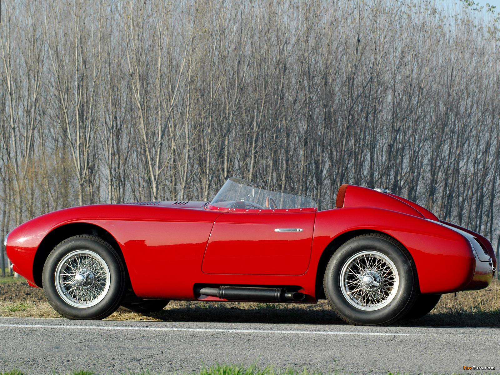 Pictures of Alfa Romeo 6C 3000 Spider 1361 (1952) (1600 x 1200)