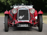 Pictures of Alfa Romeo 6C 1750 GS Testa Fissa by Young (1929)