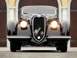 Alfa Romeo 6C 2300B Mille Miglia (1938–1939) wallpapers