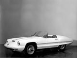 Alfa Romeo 6C 3000 CM Spider Super Sport Super Flow III 1361 (1959) wallpapers