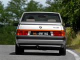 Alfa Romeo 75 162B (1985–1988) images