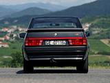 Images of Alfa Romeo 75 1.8 i.e. Indy 162B (1991)