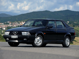 Photos of Alfa Romeo 75 1.8 i.e. Indy 162B (1991)