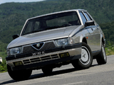 Pictures of Alfa Romeo 75 162B (1985–1988)