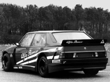 Pictures of Alfa Romeo 75 Turbo Evoluzione IMSA 162B (1988–1989)