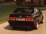 Pictures of Alfa Romeo 75 V6 3.0 Veloce 162B (1988–1992)
