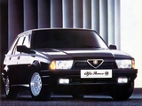 Pictures of Alfa Romeo 75 2.0i T.Spark A.S.N. 162B (1991)