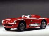 Alfa Romeo 750 Competizione (1369) 1955 photos