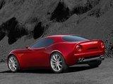 Alfa Romeo 8C Competizione Concept (2003) pictures