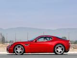 Alfa Romeo 8C Competizione US-spec (2008) pictures
