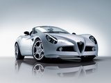 Alfa Romeo 8C Spider 2008–2011 pictures