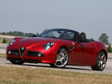 Alfa Romeo 8C Spider (2008–2011) wallpapers