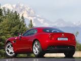 Images of Alfa Romeo 8C Competizione (2007–2008)