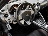 Images of Alfa Romeo 8C Competizione US-spec (2008)