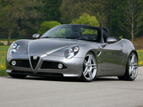 Photos of Novitec Alfa Romeo 8C Spider (2011)