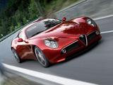 Pictures of Alfa Romeo 8C Competizione (2007–2008)