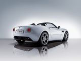 Alfa Romeo 8C Spider 2008–2011 wallpapers