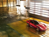 Disco Volante Concept 2012 wallpapers