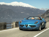 Alfa Romeo Disco Volante Spyder 2016 wallpapers