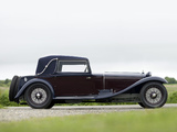 Alfa Romeo 8C 2300 Drophead Coupe by Castagna (1933) wallpapers