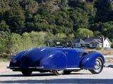 Alfa Romeo 8C 2900B Stabilimenti Farina Cabriolet (1938) images
