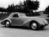 Alfa Romeo 8C 2900B Spider Aerodinamica (1939) pictures