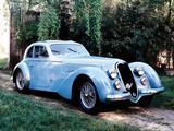 Alfa Romeo 8C 2900B Lungo Touring Berlinetta (1937–1938) photos