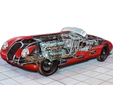 Alfa Romeo 8C 2900B Spider Sperimentale 412043 (1941) wallpapers