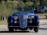 Images of Alfa Romeo 8C 2900B Stabilimenti Farina Cabriolet (1938)