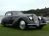 Images of Alfa Romeo 8C 2900B Corto Touring Berlinetta (1937–1938)