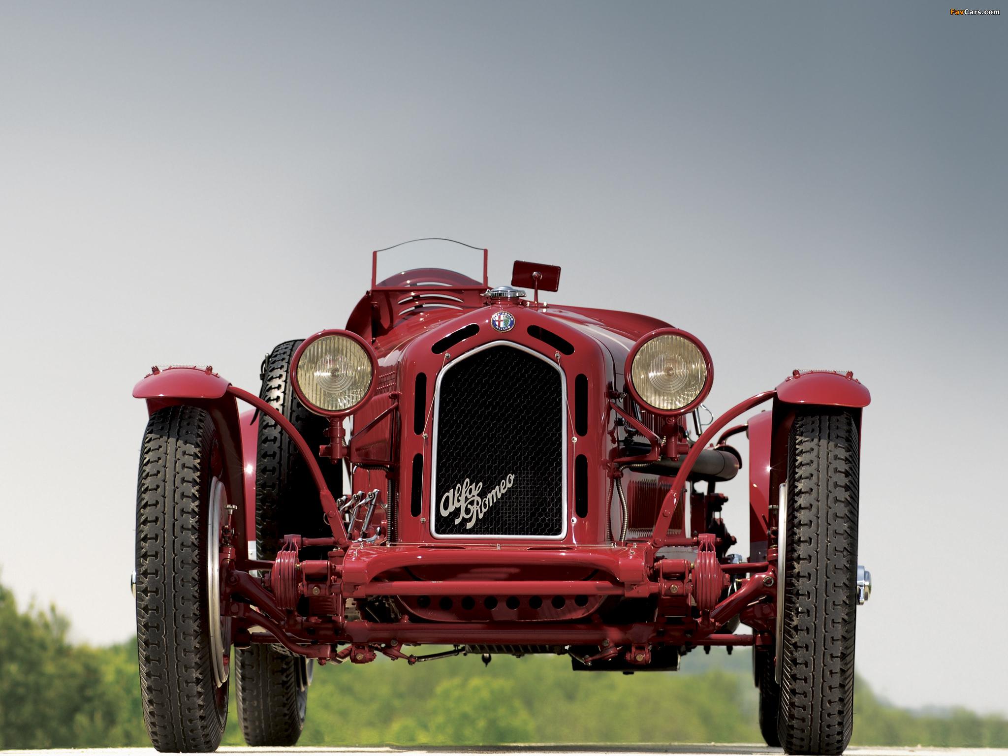 Photos of Alfa Romeo 8C 2300 Monza (1932–1933) (2048x1536)
