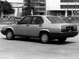 Alfa Romeo 90 162A (1984–1986) pictures