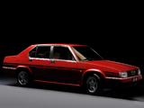 Alfa Romeo 90 2.5 iniezione Campione 162A (1986) images