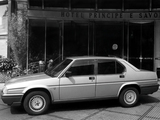 Pictures of Alfa Romeo 90 162A (1984–1986)