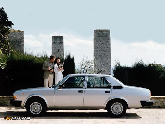 Alfa Romeo Alfa 6 119 (1979–1983) photos (640 x 480)