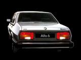 Alfa Romeo Alfa 6 119 (1983–1987) wallpapers