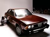 Alfa Romeo Alfa 6 119 (1979–1983) pictures