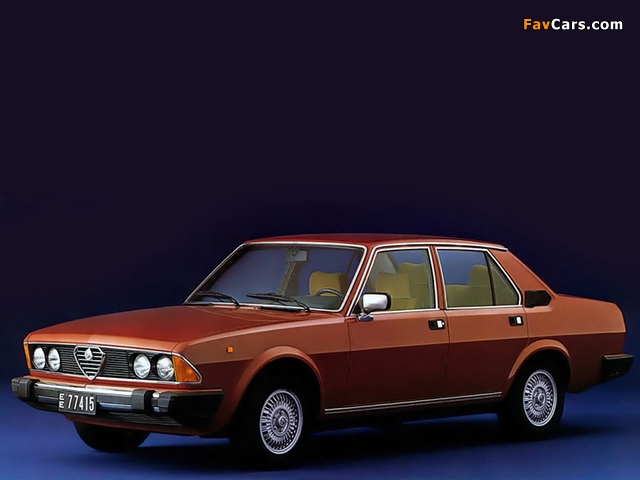 Pictures of Alfa Romeo Alfa 6 119 (1979–1983) (640 x 480)