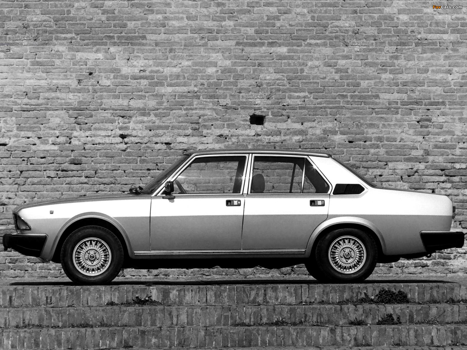Alfa Romeo Alfa 6 119 (1979–1983) wallpapers (1600 x 1200)