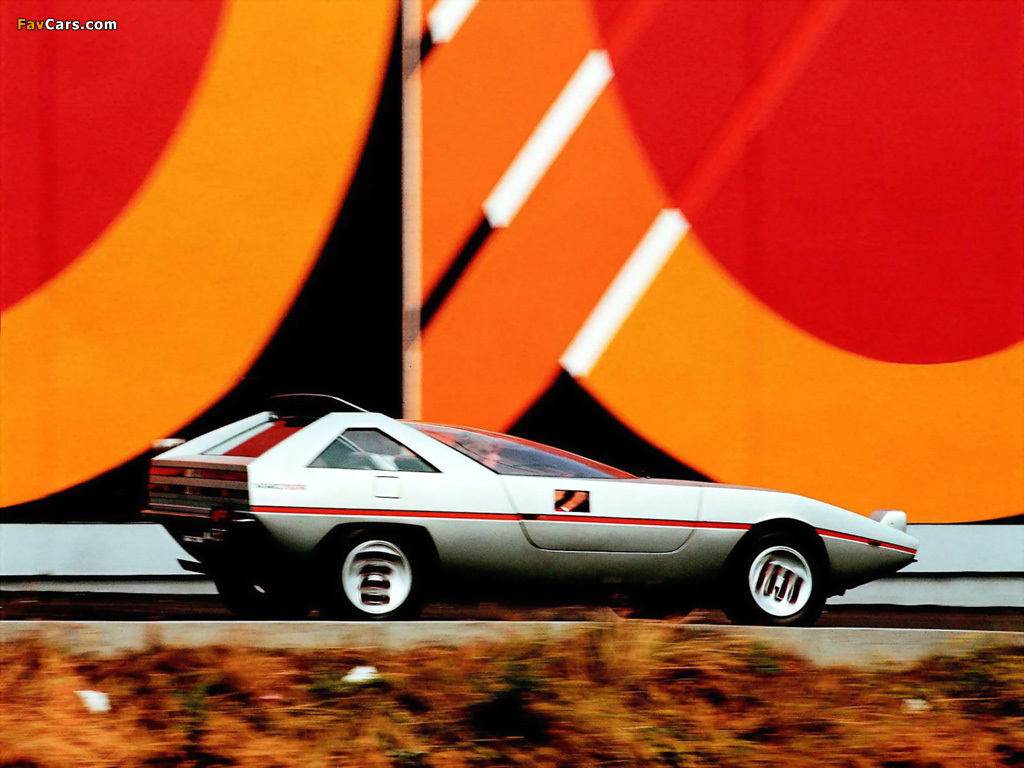 Alfa Romeo Alfasud Caimano Concept 901 (1971) photos (1024 x 768)
