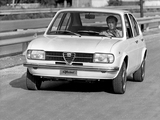 Alfa Romeo Alfasud 901 (1972–1977) photos