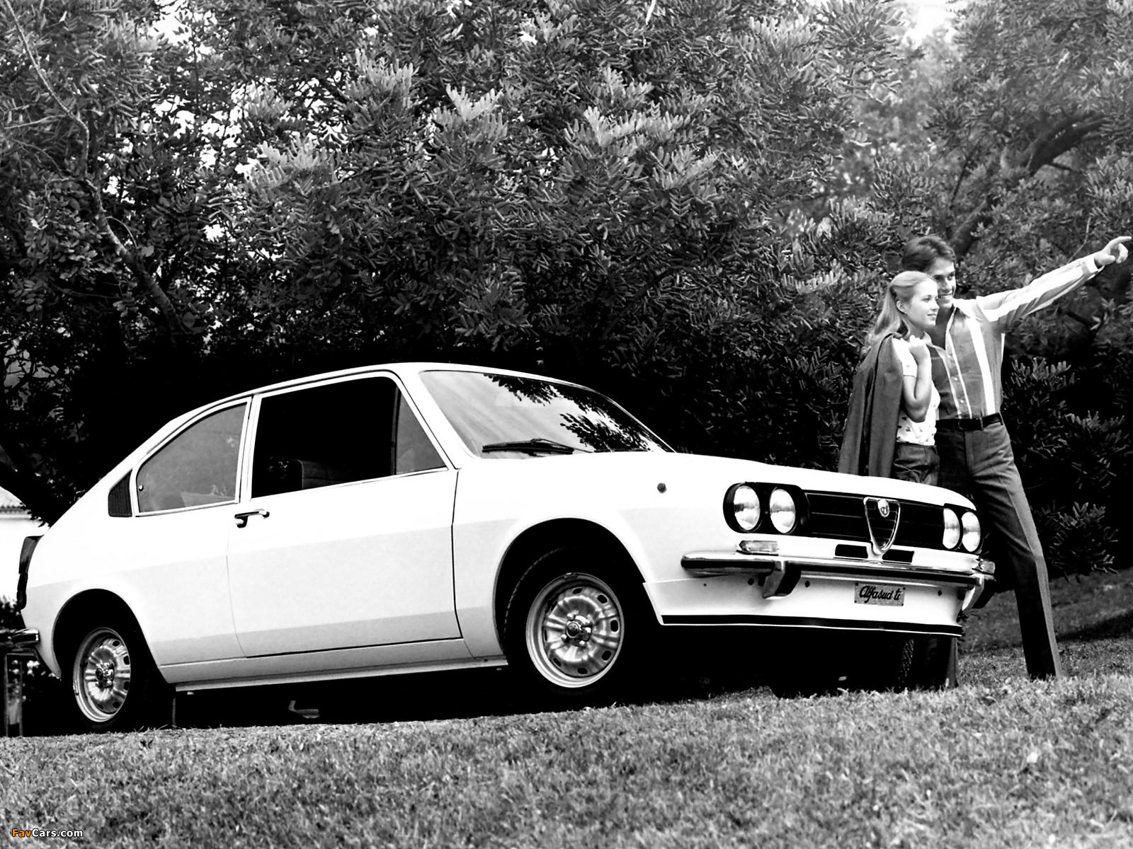 Alfa Romeo Alfasud ti 901 (1973–1978) images (1600 x 1200)