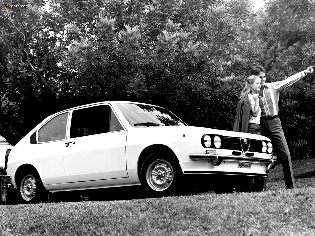Alfa Romeo Alfasud ti 901 (1973–1978) images (1280 x 960)